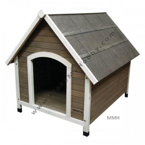 Log Cabin Dog House Brown Medium Rs1063165 16 03B